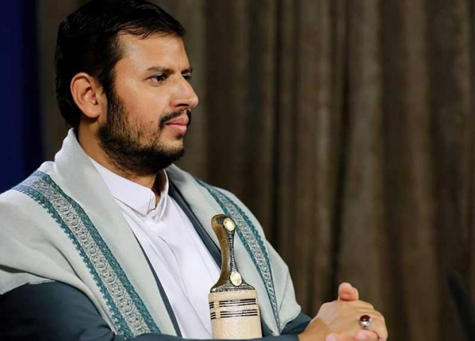 Sayyed Abdul Malik Al-Houthi, The leader of Yemen's Ansarullah revolutionary movement.jpg