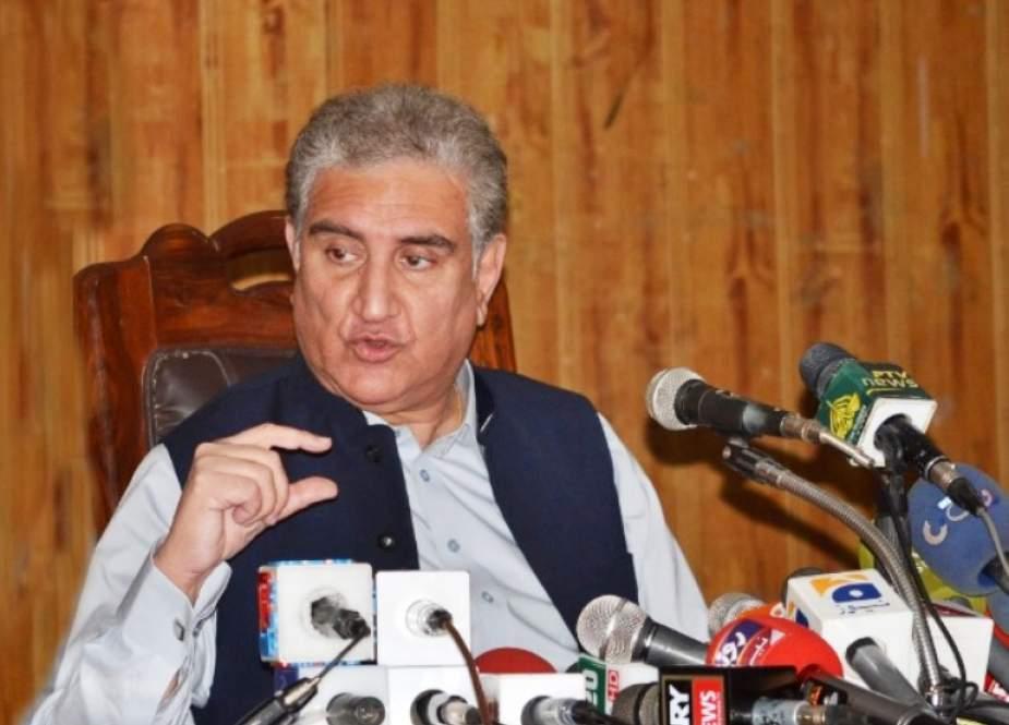 افغان سفیر کی بیٹی کا تعاون درکار ہے، ہم نتیجہ کے قریب تر پہنچ چکے ہیں، وزیرخارجہ شاہ محمود قریشی