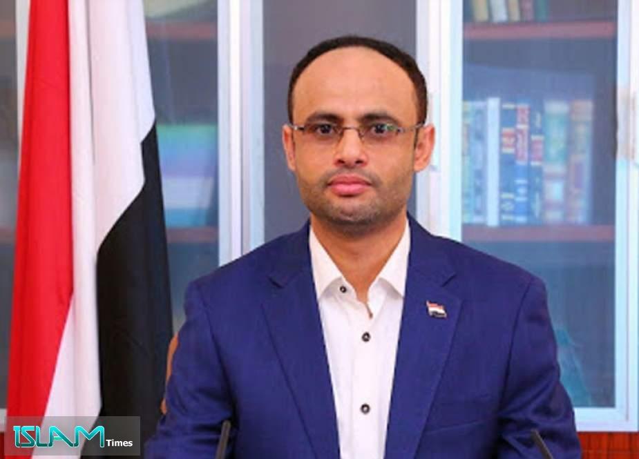 Yemeni Official Condemns World Silence on Saudi-Backed Crimes