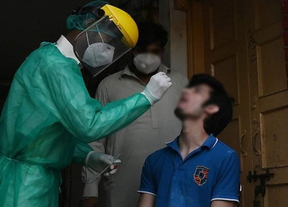 کورونا وبا، مثبت کیسز کی شرح 6.26 فیصد ہوگئی، فعال مریض 51 ہزار سے متجاوز