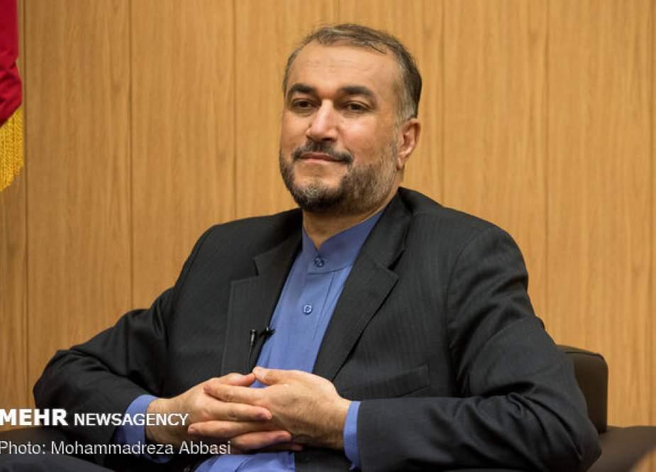 Pembicaraan Politik Iran-Oman Bermanfaat Bagi Stabilitas Regional