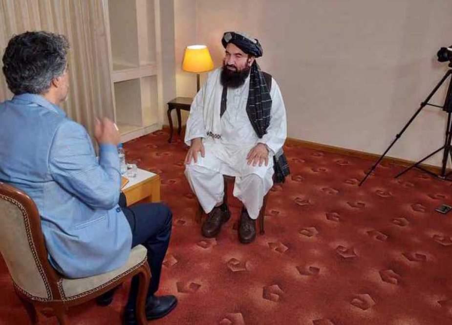 Taliban: Semua Orang Amerika Harus Meninggalkan Afghanistan Kecuali Diplomat