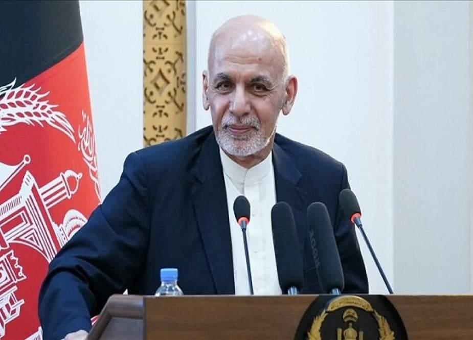 اشرف غنی: طالبان هیچ اراده ای برای دستیابی به صلح ندارد