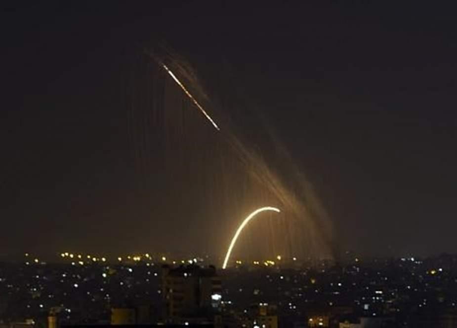 حمله هوایی رژیم صهیونیستی به «حمص» سوریه