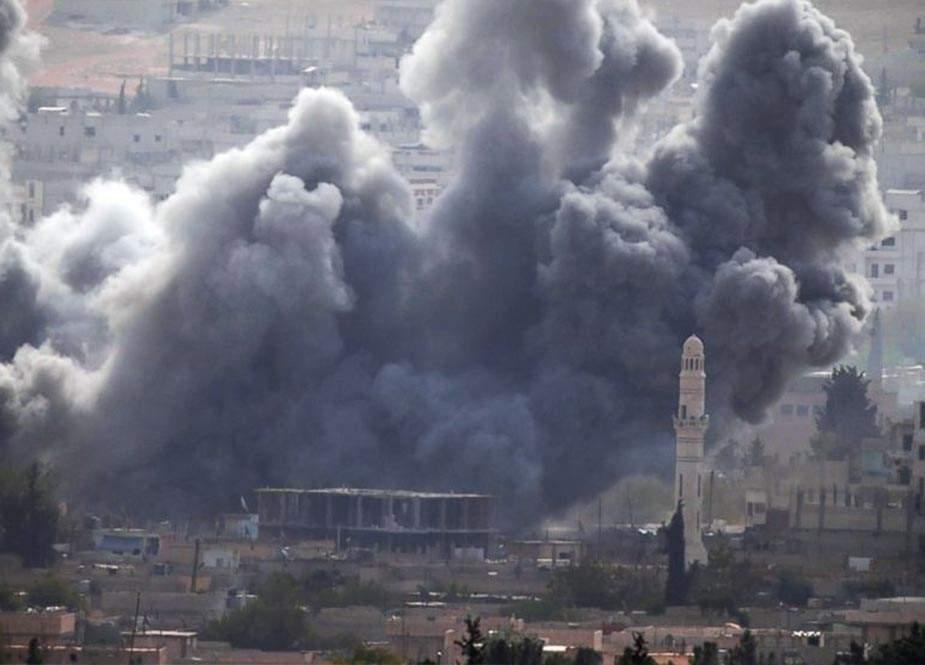 ABŞ terrorçu ordusundan növbəti vəhşilik - Dinc sakinlər bombalandı