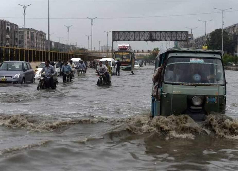 خیبر پختونخوا میں بارشیں، مختلف حادثات میں 14 افراد جاں بحق