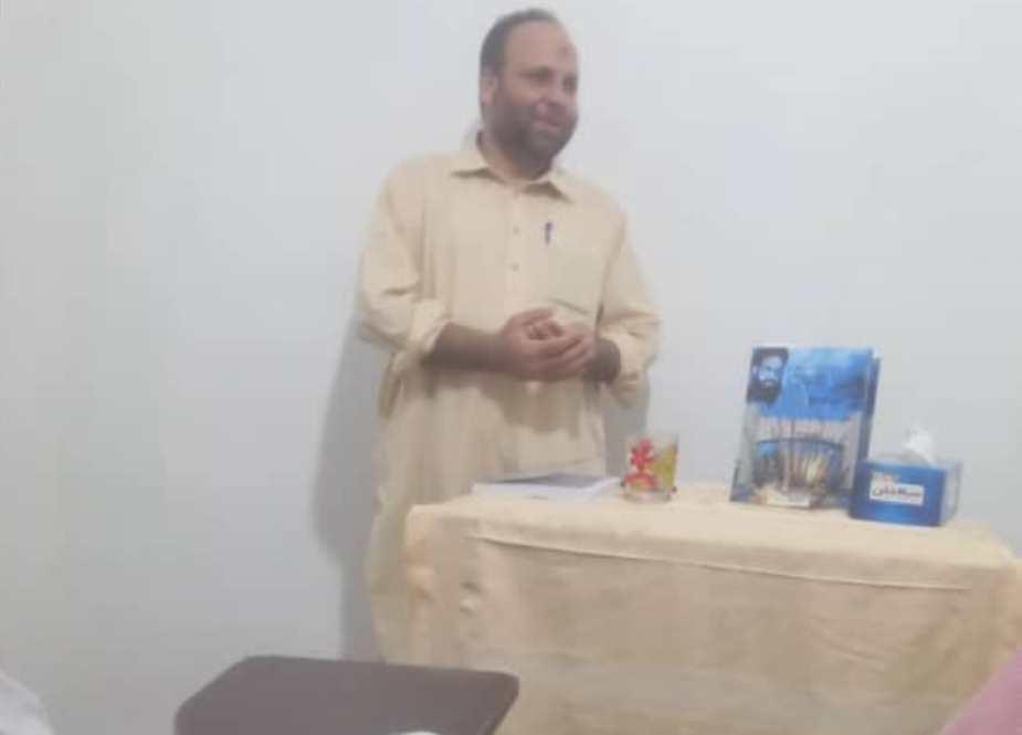 قم میں مولانا آفتاب حیدری کی کتاب