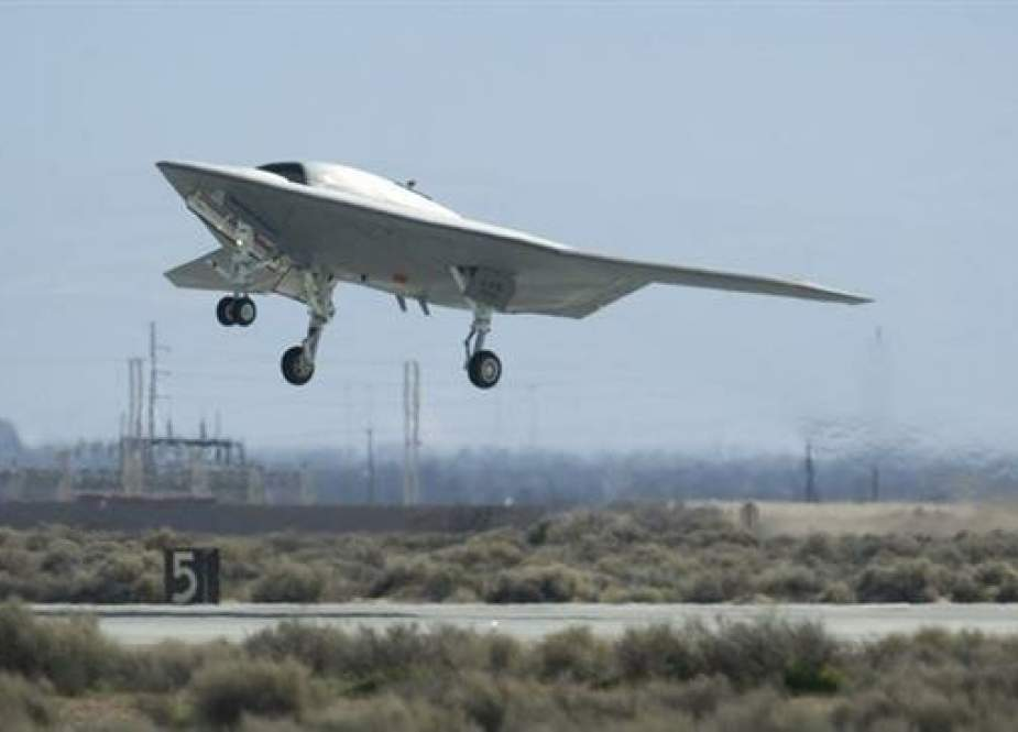Iranian drones have returned to their bases.jpg