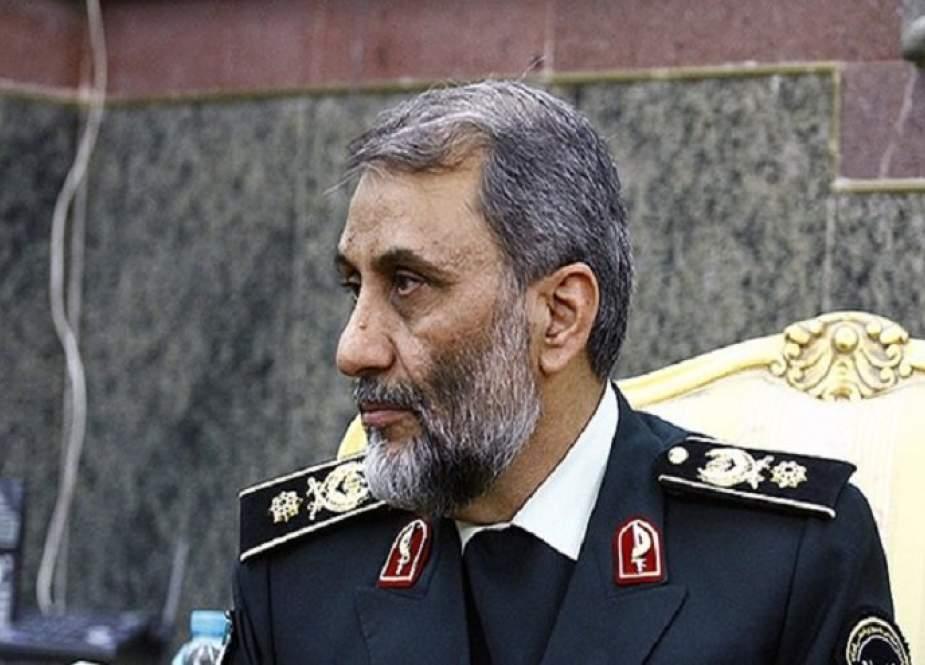 قوى الامن الداخلي الايرانية لن تسمح بزعزعة الامن في خوزستان