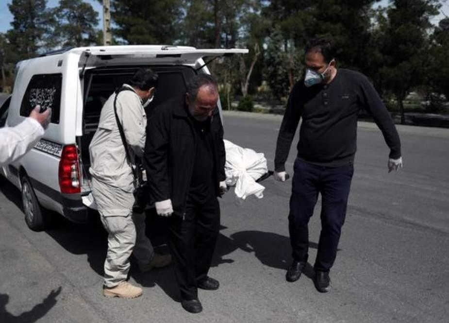 إيران تسجل 210 حالة وفاة بكورونا