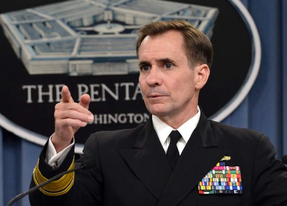 John Kirby. Pentagon press secretary.jpg
