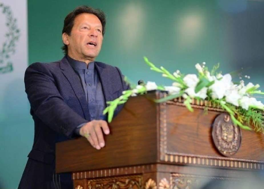 کشمیر میں نون لیگ کی حکومت اور الیکشن کمیشن ہے، ہم دھاندلی کیسے کرسکتے ہیں، عمران خان