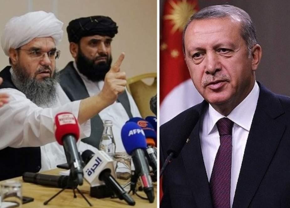 ترکی کی افغانوں سے خیانت