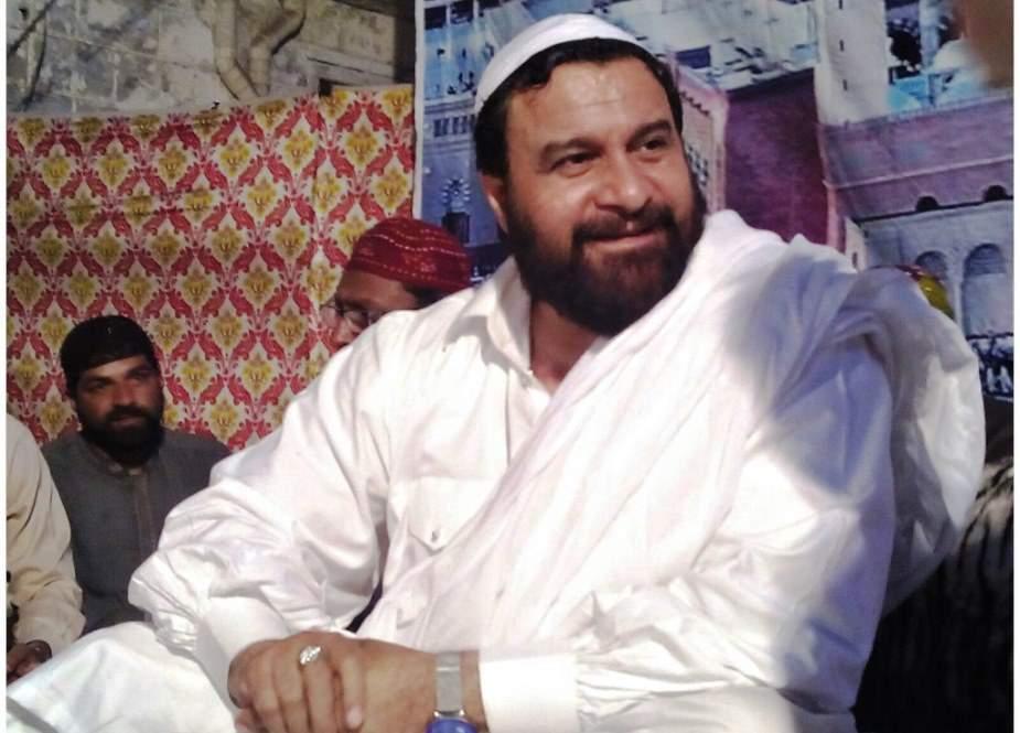 مودی سرکار نے کشمیری عوام سے عید کی خوشیاں چھین لی ہیں، سید سعید الحسن شاہ