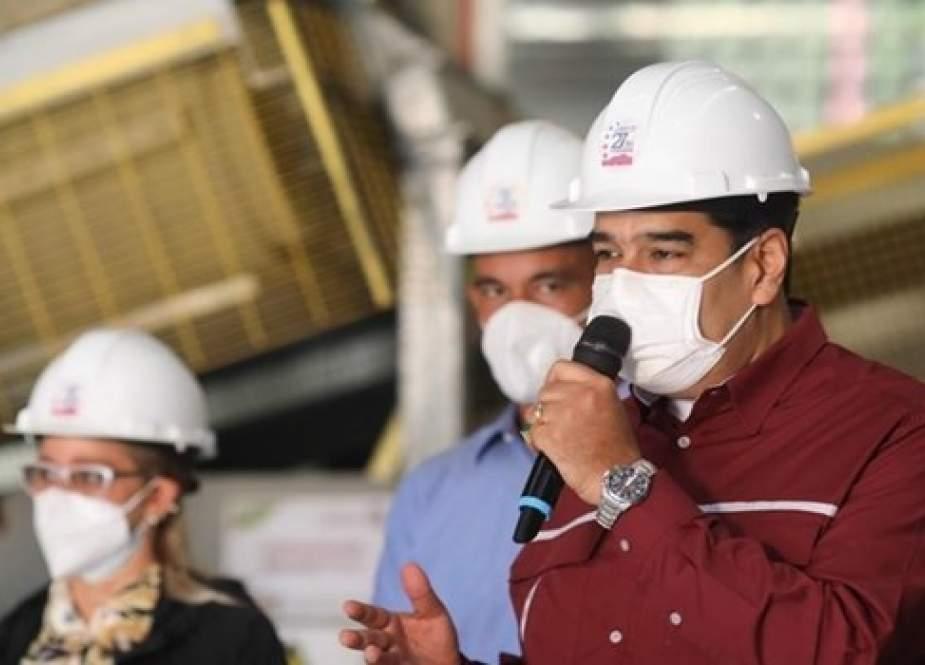 مادورو يعلن استعداده لإجراء مفاوضات مع المعارضة