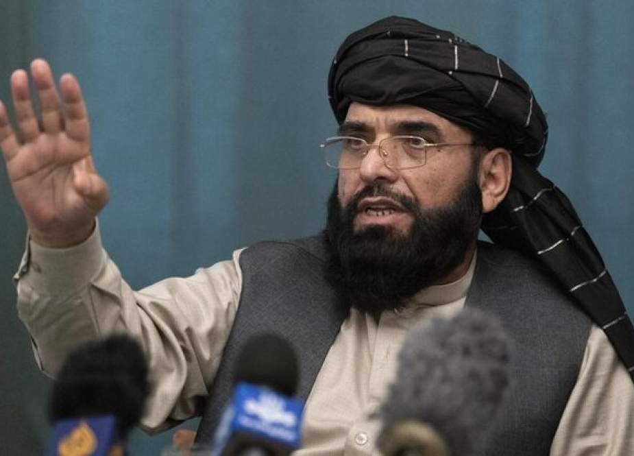 Taliban: Tidak Akan Ada Perdamaian Selama Ghani Berkuasa