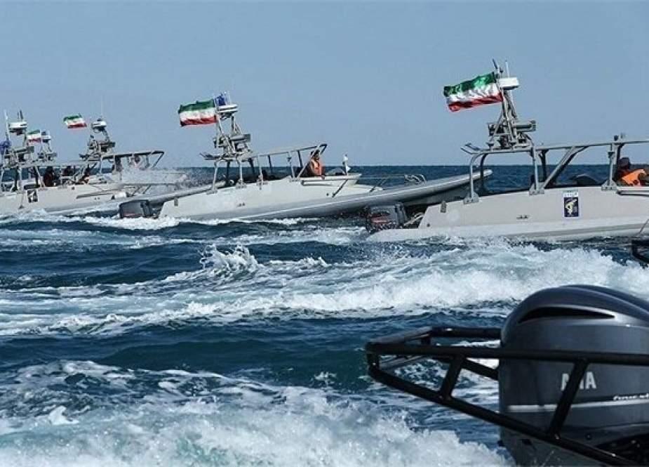 Angkatan Laut Iran Siap Mempertahankan Cita-cita Revolusi Islam