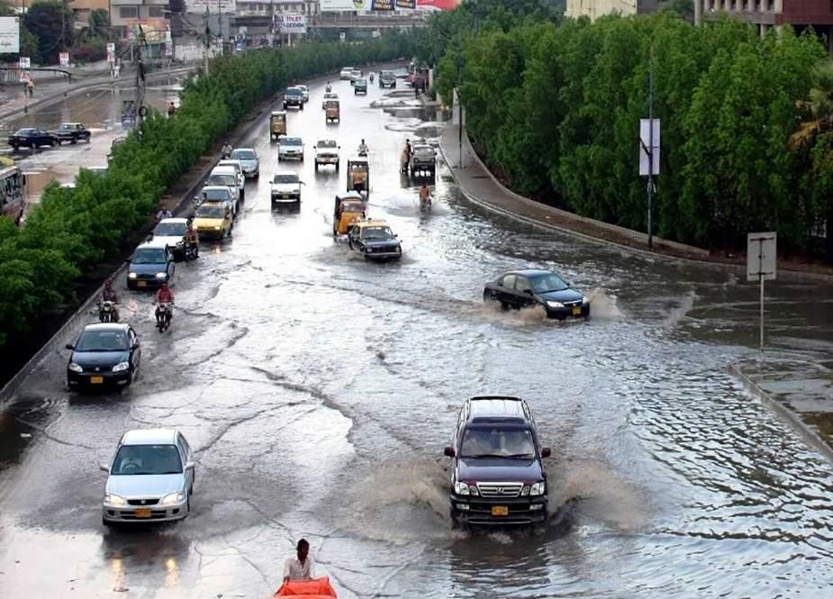 سندھ میں ممکنہ بارشوں کے پیش نظر الرٹ جاری