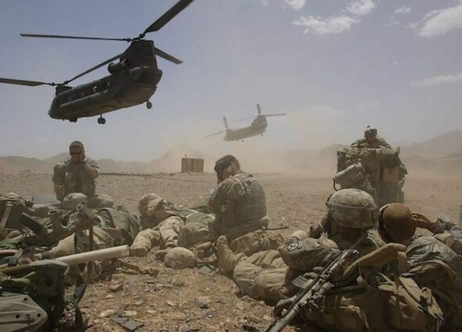 AS Dipermalukan Di Afghanistan