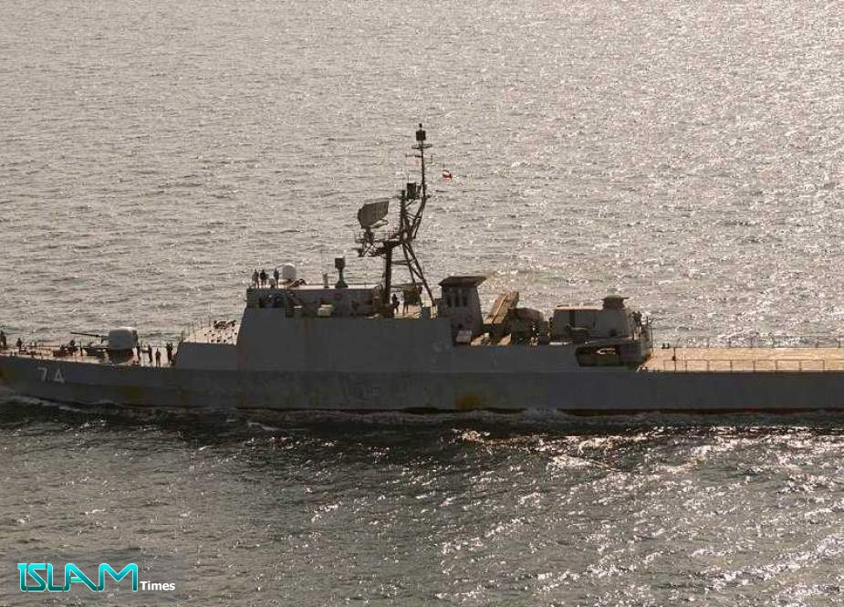 Danish Military Shares Pictures of Iranian Navy Vessels Spotted in Baltic Sea