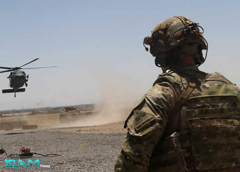 US Military Carries Out Strikes against Taliban in Afghanistan