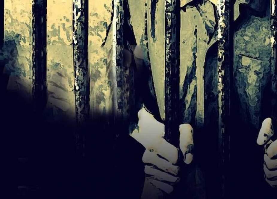 Palestinian detainees stage hunger strike.jpg