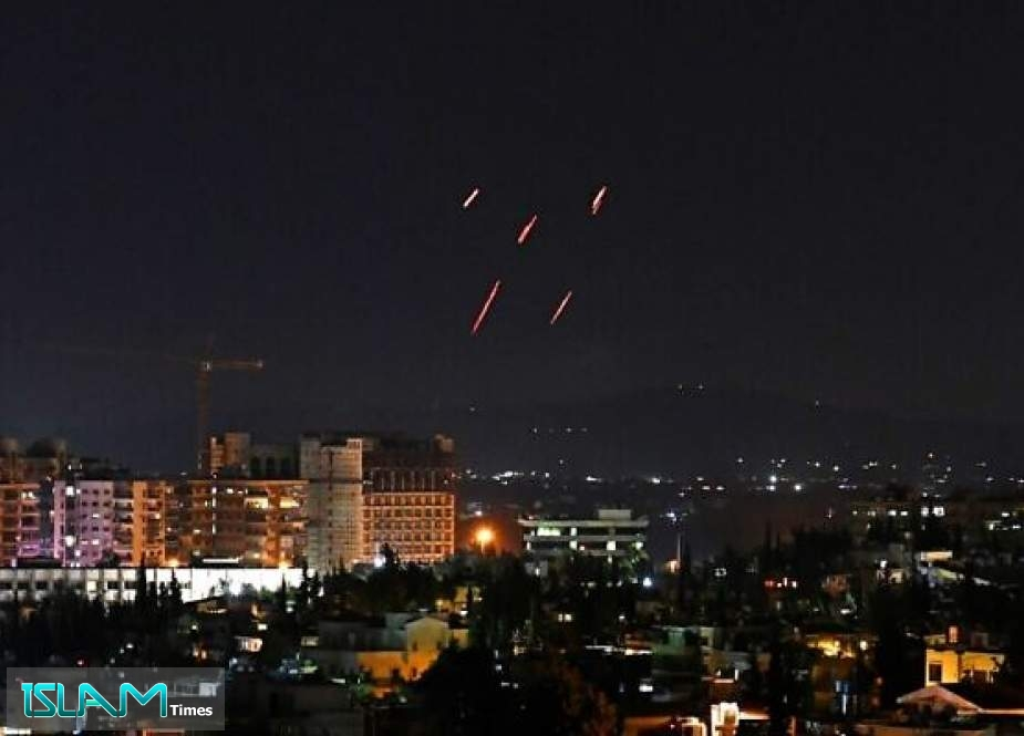 Russia: Syria's Air Defense Systems Downed all Israeli Missiles Fired at Homs