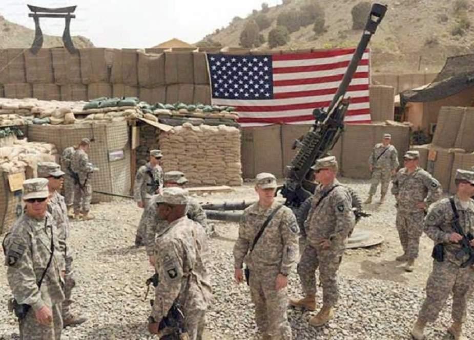 في حوارها مع العراق .. أمريكا تختبىء وراء إصبعها