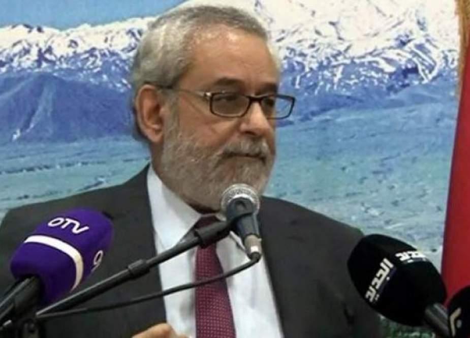أمين عام حزب الطاشناق: اسم كرامي ليس مطروحا الآن لتشكيل الحكومة اللبنانية