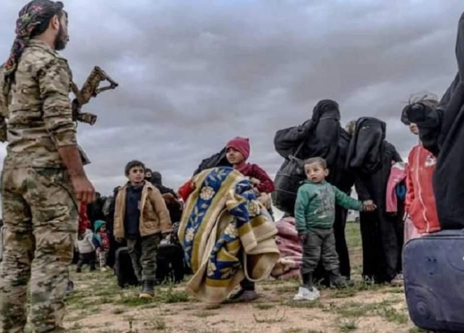 استشهاد ثلاثة مدنيين في مخيم الهول بريف الحسكة بسوريا