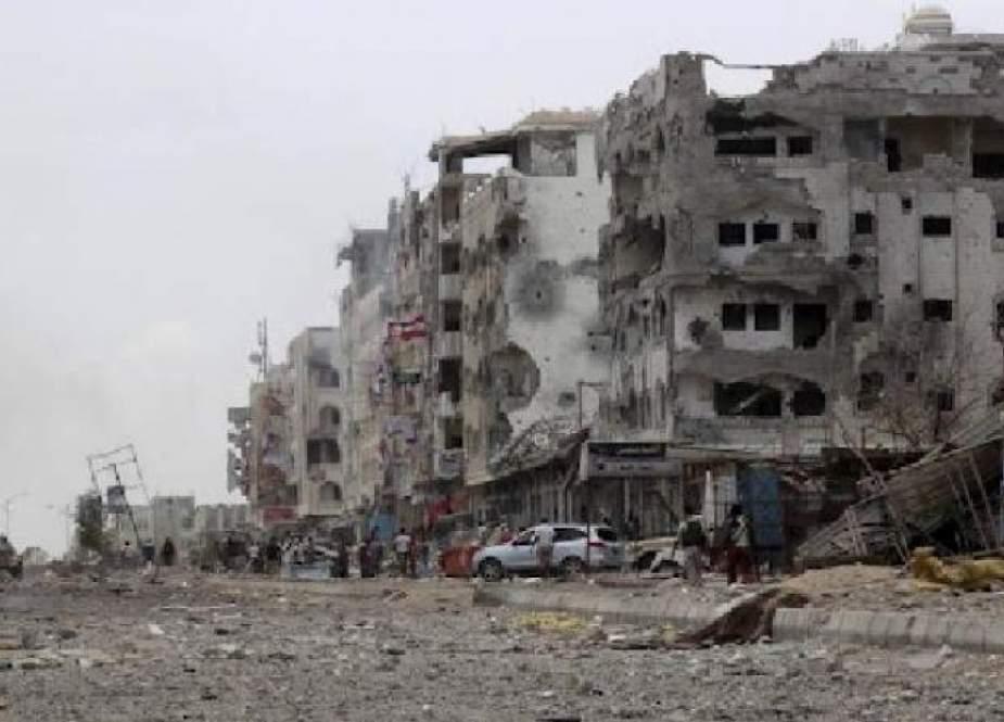 مدينة حرض بحجة شاهد حي على إجرام قوى العدوان بحق المدنيين
