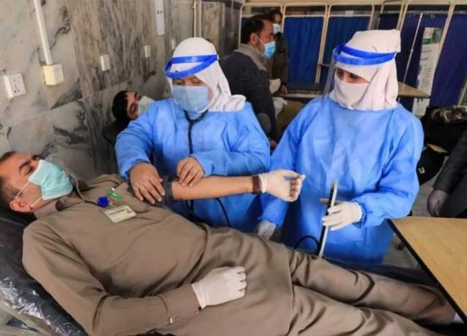خیبر پختونخوا میں طبی عملے کو کورونا کے بھارتی وائرس سے متعلق ہدایت نامہ جاری