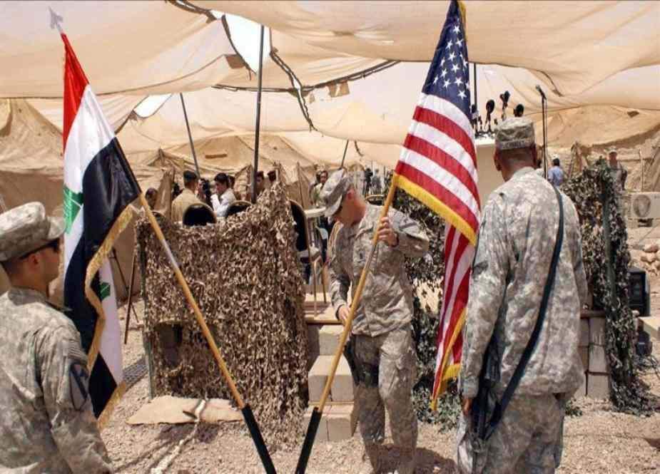 عراق اور امریکہ میں اسٹریٹجک مذاکرات کا نیا دور