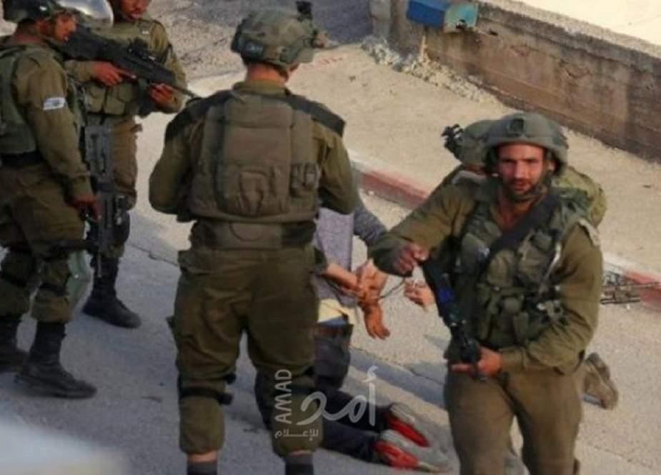 الاحتلال اعتقل 26 مواطنا فلسطينيا خلال أيام عيد الأضحى