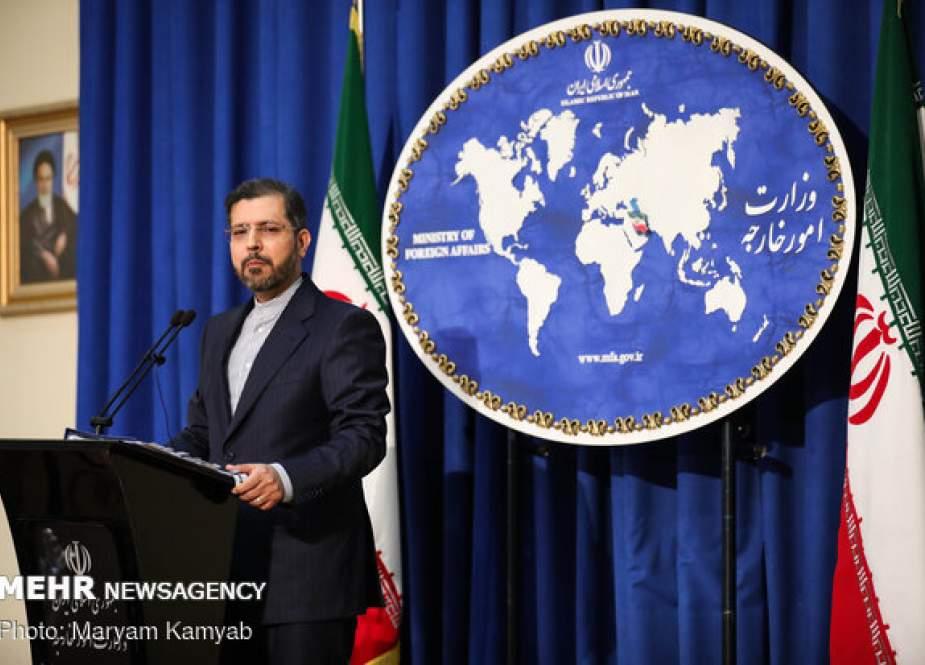 Iran Bereaksi Terhadap Pernyataan Intervensionis Tentang Khuzestan