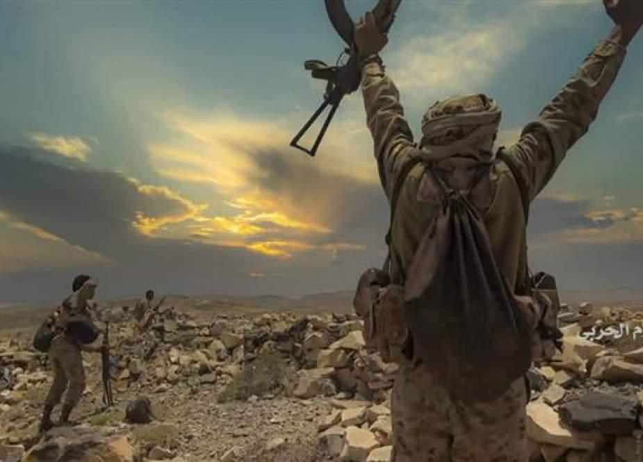 Tentara Yaman, Pejuang Sekutu Memenangkan Kendali Atas Puncak Bukit Strategis Di Shabwah