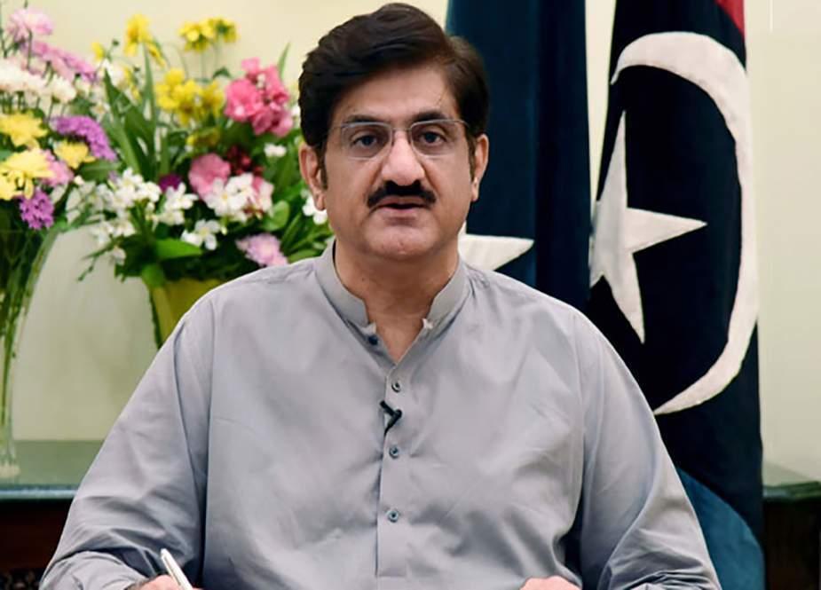 بلاول کے دورہ کشمیر سے مخالفین کی نیندیں حرام ہوگئی ہیں، وزیراعلیٰ سندھ
