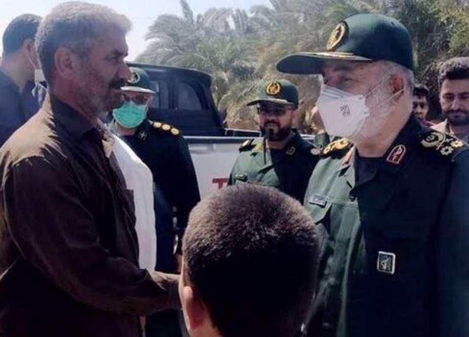 IRGC Akan Tinggal Bersama Warga Khuzestan Untuk Menyelesaikan Masalah