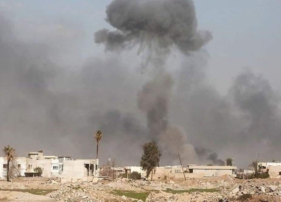 عراق میں امریکی فوجی اڈے پر راکٹ حملہ