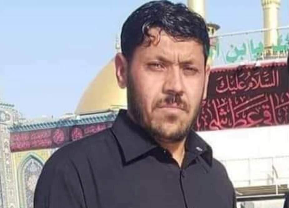 پاراچنار سے تعلق رکھنے والے تنظیمی کارکن عابد علی شاہ کو لاپتہ کر دیا گیا