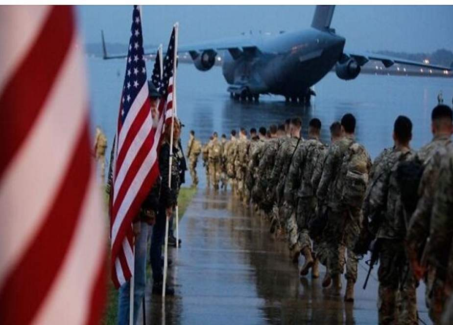 آمریکا برای خارج کردن نظامیان خود از خاک عراق جدیت ندارد