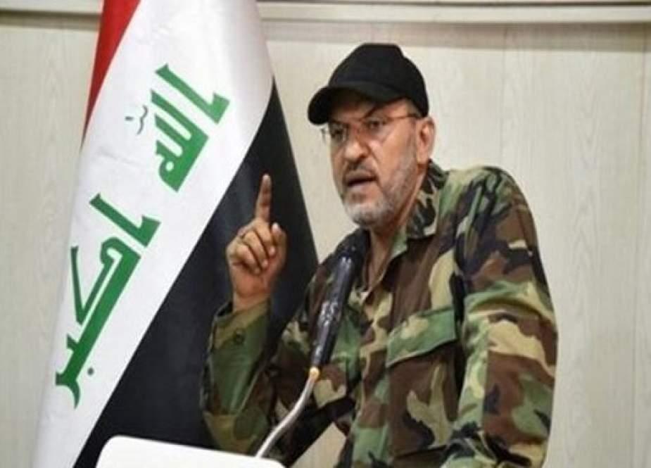 شانس خود را برای آمدن به عراق بیازمایید تا پایتان را قطع کنیم