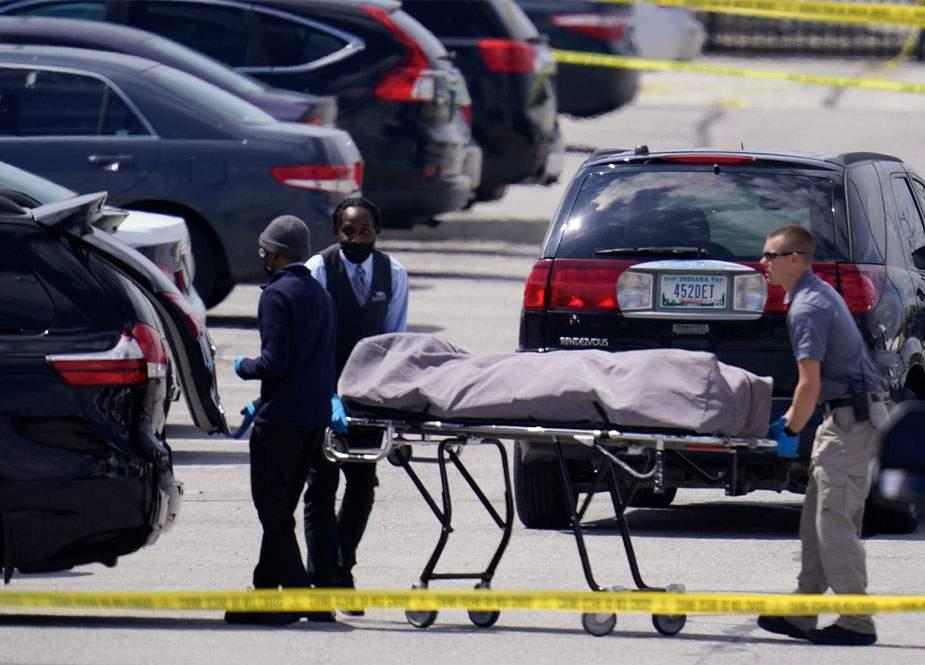 ABŞ-da baş vermiş atışma zamanı 2 nəfər ölüb