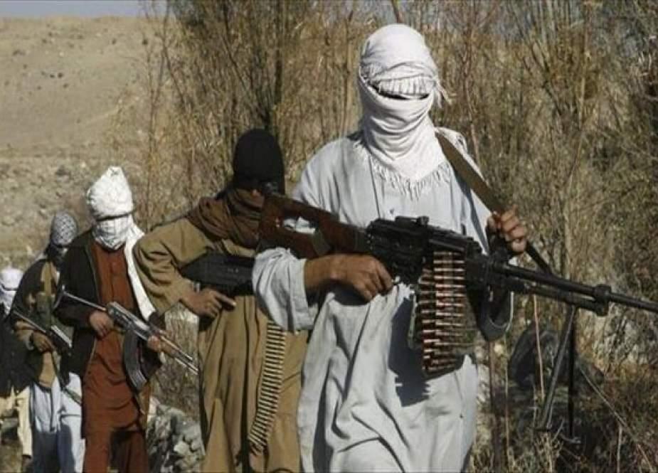 مقررات منع رفت و آمد شبانه در افغانستان به منظور مقابله با طالبان