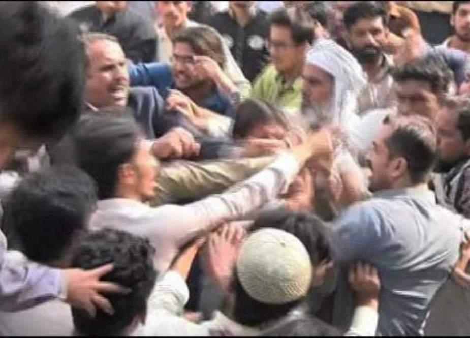 آزاد کشمیر الیکشن، کوٹلی میں سیاسی جماعتوں میں تصادم، ایک شخص جاں بحق