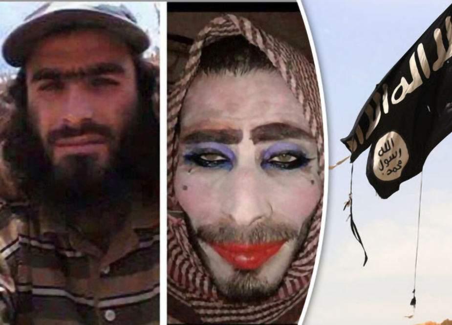 Qadın paltarı geymiş bir qrup İŞİD terrorçusu sərhəddə tutuldu