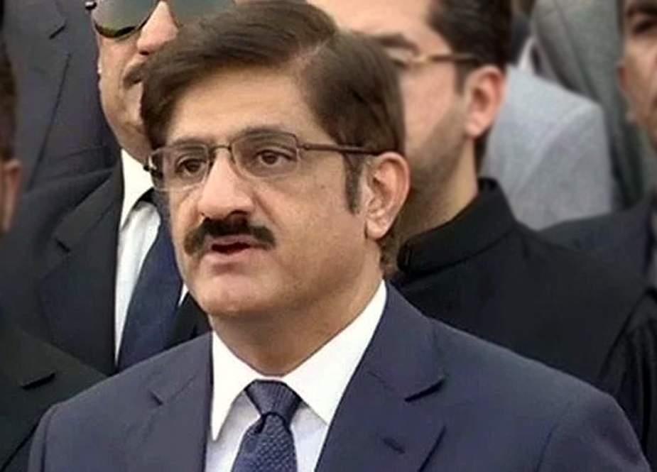 ہماری خارجہ پالیسی ناکام جا رہی ہے، وزیراعلیٰ سندھ