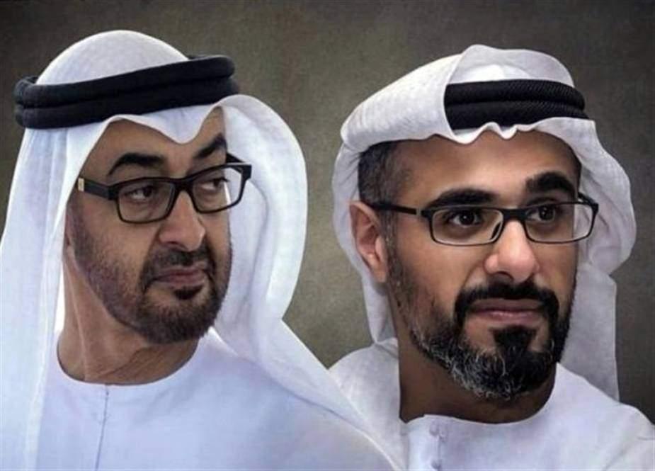متحدہ عرب امارات، شہزادوں میں طاقت کی جنگ شدت اختیار کر گئی