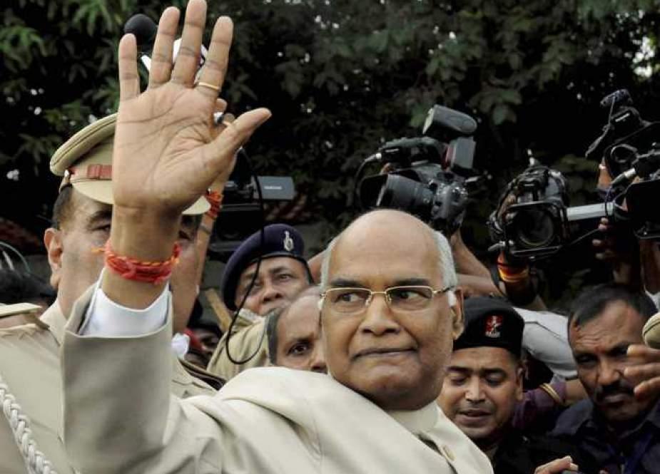 بھارتی صدر کا چار روزہ دورہ جموں و کشمیر اور لداخ آج سے شروع
