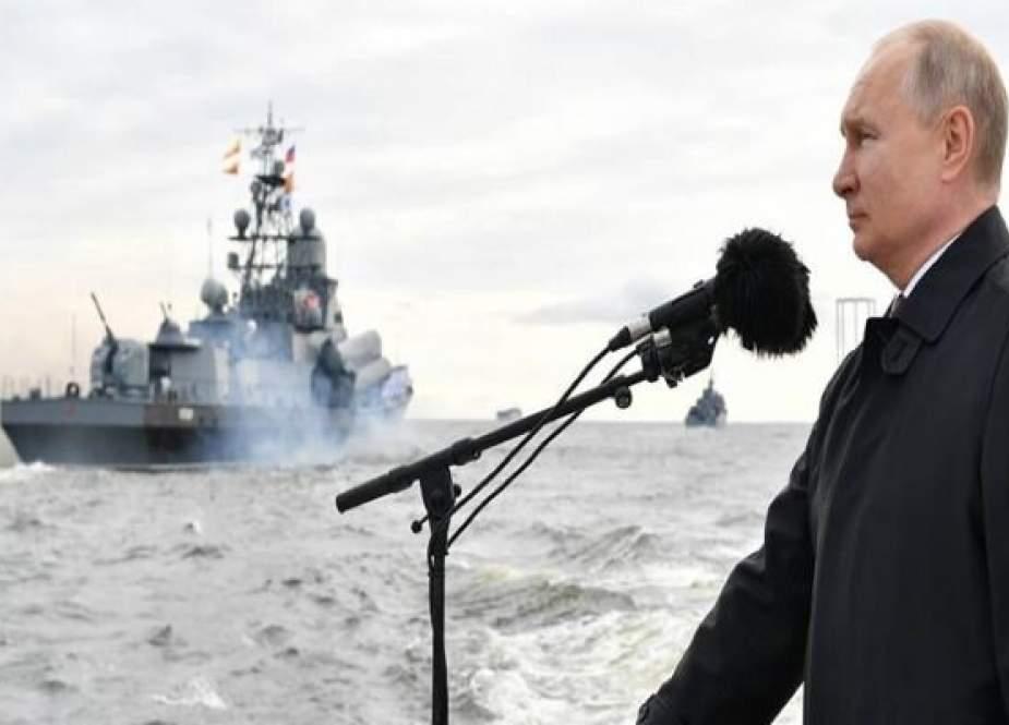 Rusia Dapat Mendeteksi Musuh Dan Memberikan Serangan Yang Tak Terhindarkan